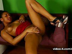 Horny pornstar Jazzy Jamison in Exotic College, Big Tits porn scene