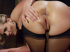 Exotic anal, fetish sex clip with best pornstars Phoenix Marie and James Deen from Everythingbutt