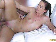 Hottest pornstar in Fabulous Casting, Amateur xxx clip