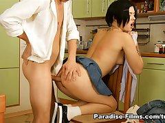 Fabulous pornstar in Crazy Big Ass, Asian sex clip