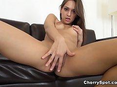 Hottest pornstar Sara Luvv in Fabulous Dildos/Toys, Solo Girl xxx scene